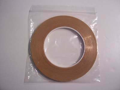 Copper Tape 5mm Wide 50m Long Self Adhesive For DIY Scalextric Slot Car Track • 11.99£