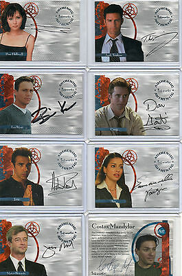 Charmed Seas 1,PO3,Conversations,Destiny Autograph & Pieceworks Card Selection  • 57.50£