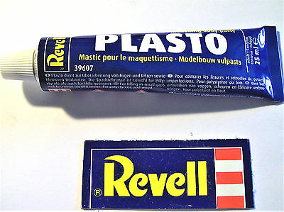 REVELL PLASTO  FILLER MODELING BODY PUTTY   25ml    39607    • 5.57£