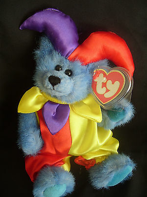 Ty Beanies Bear - Attic Treasures Calliope With Tag - Mint - Retired • 5.99£