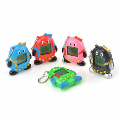 Nostalgic 90s Tiny Virtual 168 Pets In 1 Cyber Pet Toy Game Funy Like Tamagotchi • 3.49£