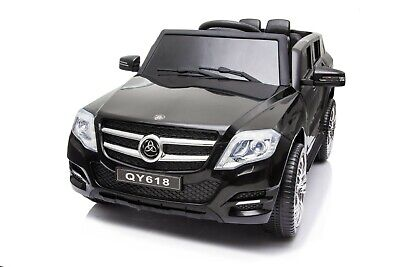 12V Mercedes SUV Style Battery Electric Kids Ride On Car Parental Control • 119.95£