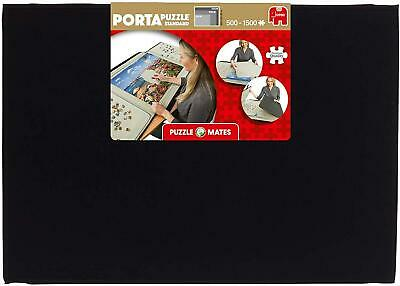 Puzzle Mates Portapuzzle 1500 Piece Jumbo Jigsaw Board Storage Mat Case • 27.35£