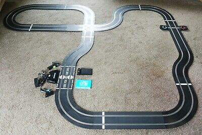 Scalextric Arc One C8433 Layout Straights Curves Lap Counter Controllers Transfm • 52.99£