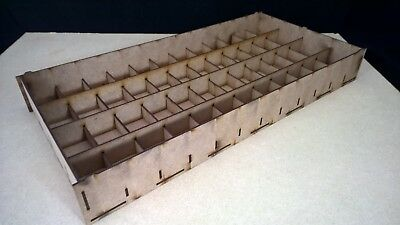 1 Small Storage Tray Warhammer 40k Bits Cases Wargames Figures Infinity Legion • 4.99£