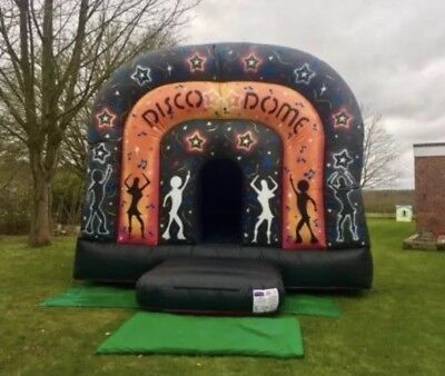 Inflatable Disco Dome • 1,000£