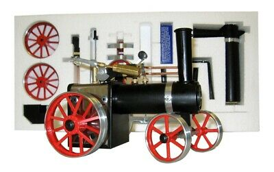 Mamod Traction Engine Kit TE1AK Working Live Steam Model • 186.98£
