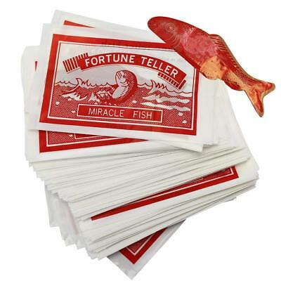 Miracle Fortune Telling Teller Fish Party Bag Filler Wedding Favour Funny Gift  • 6.29£