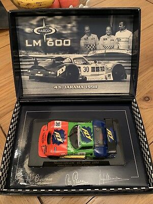 2 Special Edition Scalextric Cars • 70£