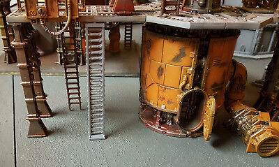 Warhammer 40k Terrain - Tech Ladders 3 Pack - Compatible With Sector Mechanicus  • 4.50£