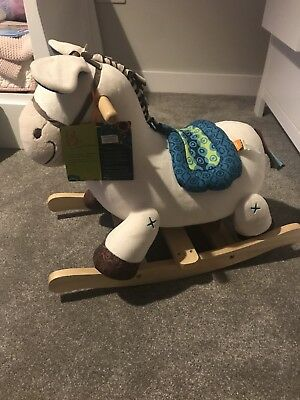 Baby Girls Rocking Horse • 20£