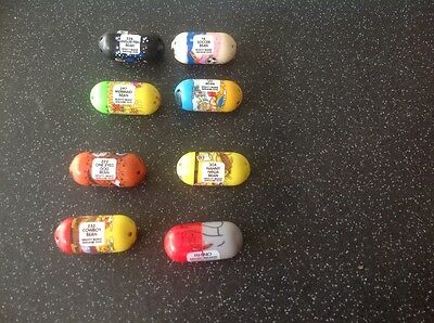 Mighty Beanz 8 Assorted • 3£
