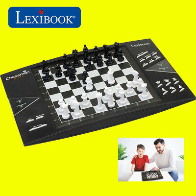 Lexibook CG1300 Electronic Chess Game With Touch Sensitive Keyboard 7+ Age Kids • 39.95£