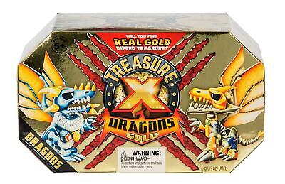 Treasure X Dragons Gold Pack | Will You Fing Real Gold?  • 9.95£