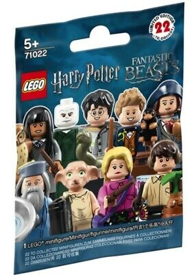 Lego Minifigures 71022 Harry Potter (Retired) - Choose Your Figure • 7.50£