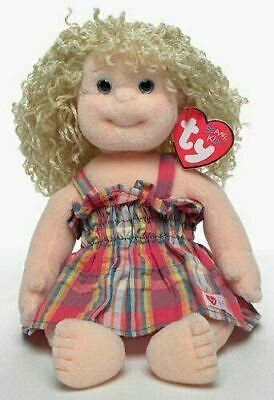 1995 TY Beanie Baby Kid - BLONDIE - New With Tags • 18£