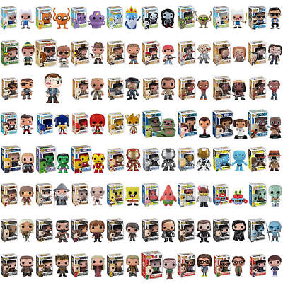 Funko Pop Figures Jumbo Collection - Choose Your Pop Vinyl - Uk Seller No Fakes • 15.95£