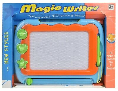 Large Magnetic Drawing Board Sketcher Writing Painting Doodle Mat Children Kids • 7.49£