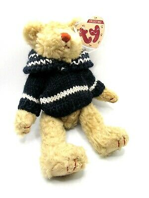 Ty Beanies - Attic Treasures Fraser Bear With Tag • 5.99£