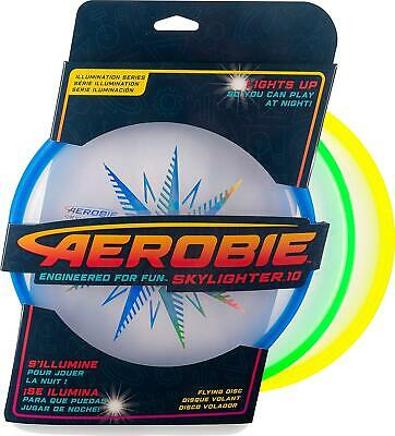 Aerobie Skylighter 10 Light Up Flying Disc • 13.99£