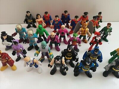Imaginext DC Super Friends Heroes And Villains - Please Select Your Figure • 10£