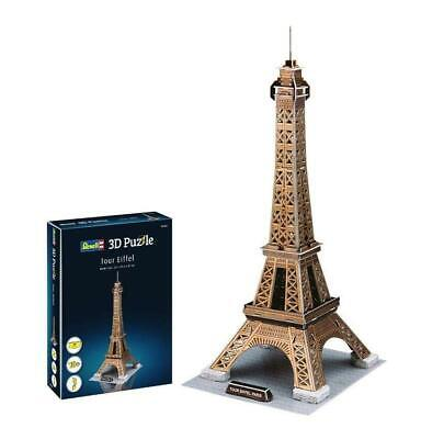 Revell - Effel Tower 3D Puzzle • 14.99£