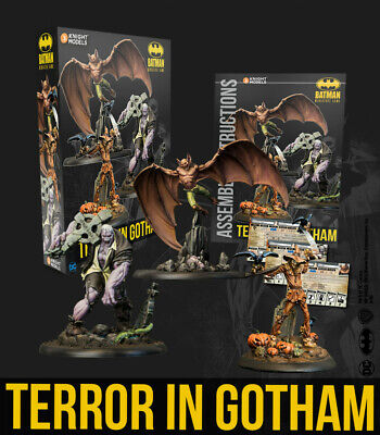 Knight Models Batman Miniature Game - Terror In Gotham • 42.99£