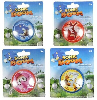 Sonic The Hedgehog Light Up Yo Yo Clutch Yo Yo Party Filler Official Licensed  • 5.99£