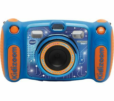 VTECH Kidizoom Duo 5.0 Compact Camera - Blue - Currys • 44.99£
