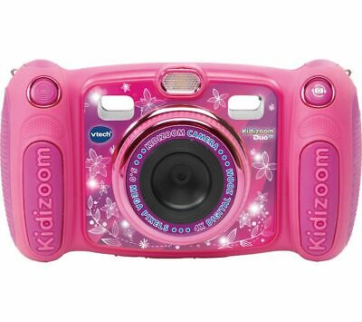 VTECH Kidizoom Duo 5.0 Compact Camera - Pink - Currys • 44.99£