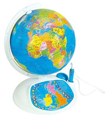 Clementoni Educational Talking World Globe • 59.99£