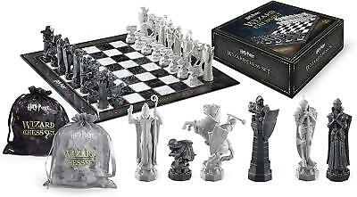 The Noble Collection Harry Potter Wizard Chess Set • 42.99£