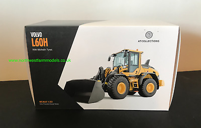 At Collections 1:32 Scale Volvo L60h Loading Shovel  • 105£