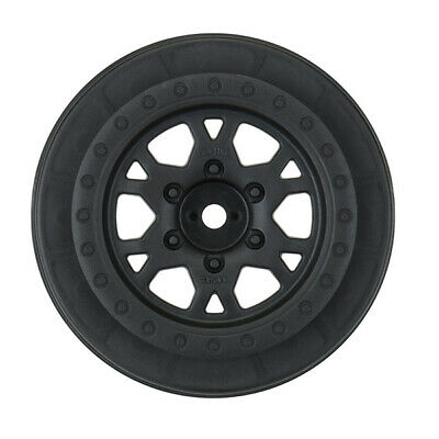 PROLINE IMPULSE 2.2 /3.0  BLACK WHEELS (SLASH REAR/4WD) For RC Car • 15.98£