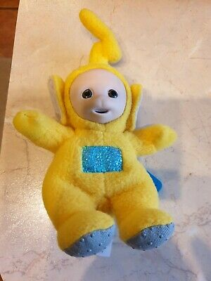 TELETUBBIES Beanie Lala Brand New With Labels 1995 • 11£