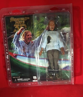 Friday The 13th Corpse Pamela (lady Of The Lake) 8 Inch Clothed Figure • 34.79£