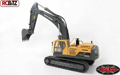 1/14 Scale Earth Digger 360L Hydraulic Excavator RTR VV-JD00016 Assembled METAL • 3,499.99£