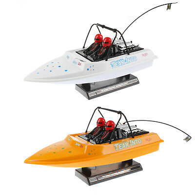 Remote Control Tear Into Racing Jet Boat RC Speed Boat  • 35.95£