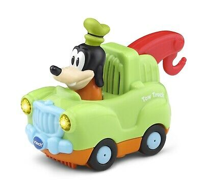 VTech Toot-Toot Drivers Disney Goofy's Tow Truck From 511303 Fast Postage • 5£
