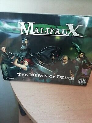 Malifaux The Mercy Of Death • 18.95£