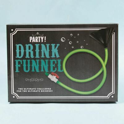 Beer Bong Funnel Drinking Game Party Stag Party • 9.99£