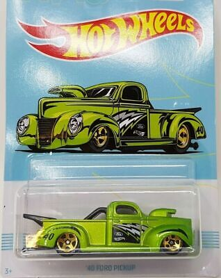 Hot Wheels Premium Diecast Cars 40 Ford Pickup Super American Vehicles • 7.49£