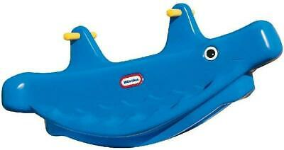 Little Tikes Whale Teeter Totter - Blue • 49.99£