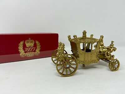 Crescent 1303 - State Coach 1977 Queens Silver Jubilee Boxed, Die Cast  • 15£