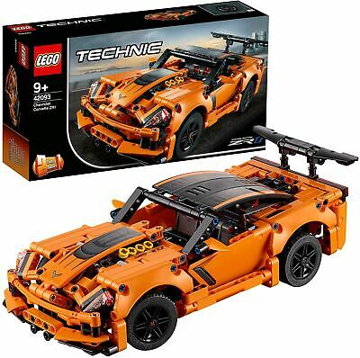 LEGO Technic Chevrolet Corvette ZR1 Rally Car Set 42093 • 38.95£
