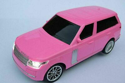 Rangie Pink Radio Remote Control Car Fast Wireless Rc 10km/h - New Boxed  • 13.99£