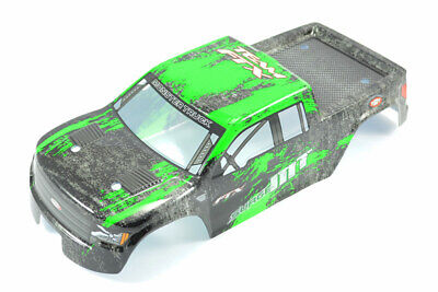 Green Body Shell And Decals For FTX Surge 1:12 Scale Monster Truck • 18.98£