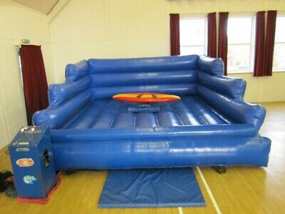 Inflatable Surf Simulator, Runs Hydraulics Can Be Used With Foam • 2,995£