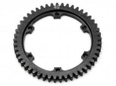 77119 Hpi Racing Steel Spur Gear 49t For Savage • 29.99£