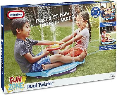 Little Tikes Dual Twister Outdoor Toy Spinner • 39.98£